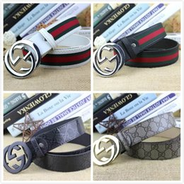 1763f715372e2 GUCCI New Fashion High genuine leather belt luxury designer belts women men  new fashion Strap male Jeans for man cowboy free shipping