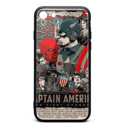 $enCountryForm.capitalKeyWord Australia - Captain America The First Avenger 2 iphone cases cool protective case designer phone cases hard duty case printted popular shock-absorption