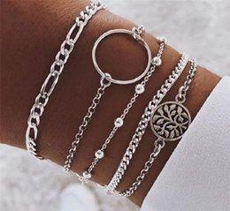 Bracelets & Bangles Shop For Cheap Bohemian Handmade Bracelet Set Weave Heart Long Tassel Bracelet Sets Women Watch Bracelet Chain Bracelets Jewelry Christmas Gift
