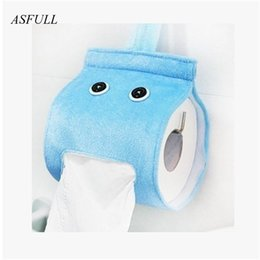 $enCountryForm.capitalKeyWord Australia - wholesale Lovely Creative Cartoon Cloth Paper Towels Tissue Bags Box Household Bathroom Storage Cheap Kitchen use free
