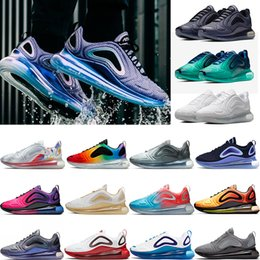 pink neon lights NZ - New designer sneakers runners outdoor cushion running shoes for mens womens THROWBACK FUTURE Neon PINK SEA Pride Sea Forest Sports Trianers