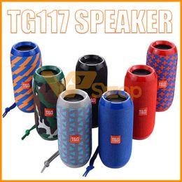 $enCountryForm.capitalKeyWord Australia - TG116 Upgrade Verion TG117 Bluetooth Portable Speaker Double Horn Mini Outdoor Portable Waterproof Subwoofers Wireless Speaker PK Xtreme