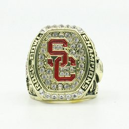 usc football Australia - 2016 2017 USC Trojans (Crene) Rose Bowl College Football Championship ring