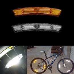 $enCountryForm.capitalKeyWord Australia - 1 Pair High Quality Bicycle Spoke Reflector Wheel Reflective Warning Light Safety Assurance Mount Clip Bicycle Accessories