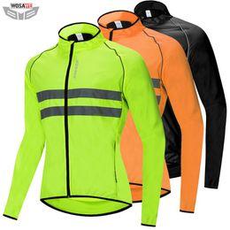 $enCountryForm.capitalKeyWord Australia - WOSAWE Motorcycle Jacket High visibility Reflective Jacket Windbreaker Wind Coat Men Women Waterproof Safety Motocross Clothes