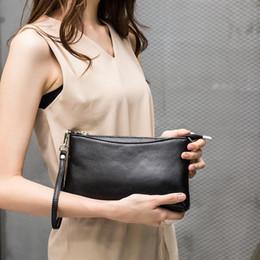 Patchwork Plaid Handbags Australia - Genuine Leather Women Day Clutch Wallet Bag Luxury Handbags Famous Designer Crossbody Shoulder Bags Lady Evening Party Bags