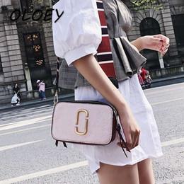 Simple body online shopping - Pu Leather Messenger Bags Shoulder Bag Handbag Fashion Women Handbags Simple Crossbody Bags Zipper Women Bag