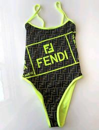 Ingrosso Vestiti sexy Designerluxury Costume donna bikini Donne BrandBikini due pezzi di un pezzo Beach Luxury Swimwear del bikini di estate 20022007Y