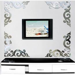 $enCountryForm.capitalKeyWord Australia - Details about Large Vines 3D Mirror Wall Sticker Silver Gold Acrylic Art DIY Home Modern Decal Details about Large Vines 3D Mirror Wall