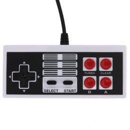 Discount nes classic mini - New Game Controller Wired Joypad Gaming Controller Joystick Gamepad for NES Classic Mini Edition Handle