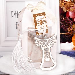 souvenirs for wedding bottle opener Australia - 300pcs Creative Wedding Souvenir Angel Bottle Opener Party Small Gift With Box For Wedding Decorations Accessories