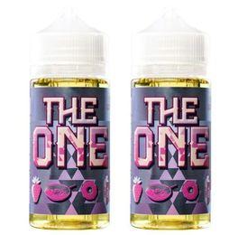 Original The One Strawberry E Liquid 100ml Vape Juice ecigarette E Liquid Flavors vape liquid juice Nicotine in 6mg from liquid king manufacturers
