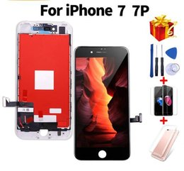 3d glasses display online shopping - 3D Touch LCD For iPhone Plus Display Screen Replacement Digitizer Assembly For iPhone Plus Tools Protective Glass Case