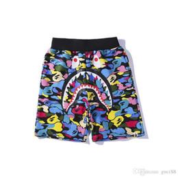 Justin bieber sale online shopping - New Summer Short Pants Ape for MEN Candy Camouflage Men Women s Casual Pants Teenage Pants Justin Bieber HIP HOP FEAR OF GOD CHEAP SALE