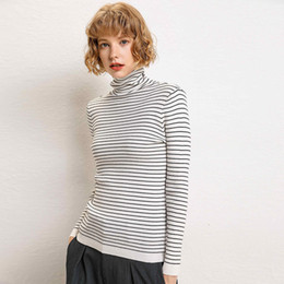 winter wear shoes 2019 - Women in striped sweaters wear tight wild weight-loss shoes on their necks in autumn and winter cheap winter wear shoes
