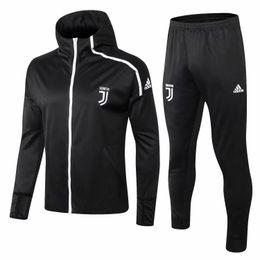 Gore Tex Xcr Jacket Australia - Top new CR7 Windbreaker Man united hooded jacket soccer jerseys Bayern tracksuits Real Madrid football jacket training suit
