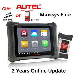 $enCountryForm.capitalKeyWord Australia - Autel Maxisys Elite Auto diagnostic scanner Full system code reader with J2534 ECU Programming update of Autel Maxisys MS 908P 908S Pro