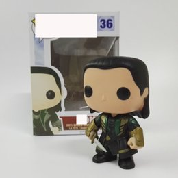 $enCountryForm.capitalKeyWord NZ - Funko Pop Thor Ragnarok Loki 36# Anime Figure CollectibleMoble Hot Toys Birthdays Hot Sale New Arrvial Hot Sale Free Shipping