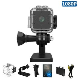 wide angle camera micro NZ - Mini Camera Full HD Sensor Night Vision Camcorder Motion DVR HD 1080P Micro Camera DV Sport Video Wide Angle Mini SQ12 car