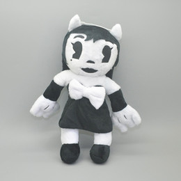 Angels Figures Australia - New 23CM Bendy Alice Angel Plush Doll