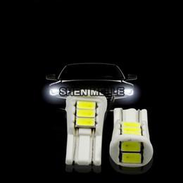 $enCountryForm.capitalKeyWord Australia - Ceramic Cars Interior T 10 cob led bulb cars styling 12v White 168 194 501 Side Wedge parking bulb