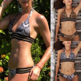 4a154b1066507 Brazilian Swimsuit Brands Australia - 2019 New Sexy Brand Brazilian Summer  hot saleWomen Split body Leopard