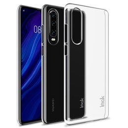 wings wear UK - IMAK Wing II Wear-resisting Crystal Pro Protective Case for Huawei P30, with Screen Sticker