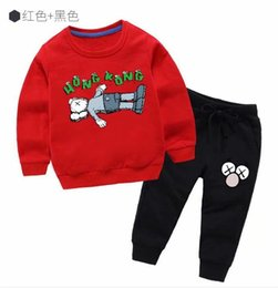 $enCountryForm.capitalKeyWord UK - New 2019 HOT In stock Best selling designer top brand 3-7 years old BABY BOYS GIRLS clothes + pants high quality coco
