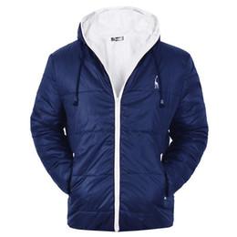 a3d82dbf547b Pop 2019 Dropshipping Waterproof Autumn Winter Coat Men Casual Hoodied  Cotton Padding Parka Men Clothes Deer Embroidery Winter Jacket