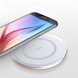 $enCountryForm.capitalKeyWord NZ - New QI wireless fast charge 10W ultra-thin wireless charger FOR: iphone8 plus X Samsung S8+ S9+ portable charger
