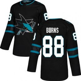 Discount hockey player - Men's #88 Brent BurnsPlayer Jersey Embroidery Logos Wholesale Free Shipping Q250