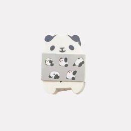 $enCountryForm.capitalKeyWord Australia - Chinese Style Panda Eraser Cartoon Student Stationery Grey Pink Green And Blue Charmingly Naive Festival Gifts
