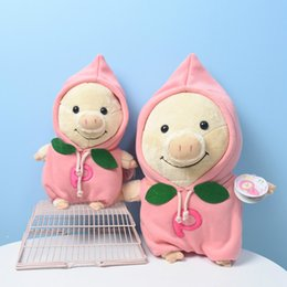 $enCountryForm.capitalKeyWord NZ - 20170627 Hot Sale Lovely Pink Pig Plush Toys Funny Creative Pillow Home Decoration Gift For Boys Or Girs