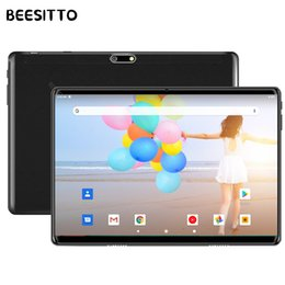 android os tablets NZ - 2020 Newest 10 inch Tablet PC 4 Cores Fast CPU Android 9.0 OS 32GB ROM 2.5D Tempered Glass Android Tablet 10.1 with Free Gifts