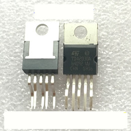 Audio Performance Australia - TDA2030 TDA2030A audio amplifier circuit large chip TO-220 high performance amplifier tube