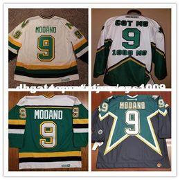 Cheap custom Mike Modano Minnesota North Stars 1990-91 CCM Vintage Jersey  Stanley Cup Hockey Jerseys Stitched 46eaf2d60
