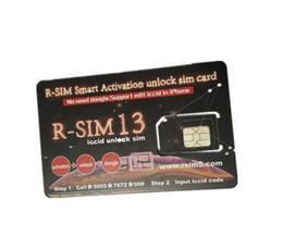 $enCountryForm.capitalKeyWord UK - New RSIM13 iPhone unlocking smart R-Sim card for iPhone xmax iPhone8 iPhone 7 plus and i6 unlocked iOS 12.x-7.x 4G unlock