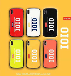 Discount couple case design - Creative 6D small waist design Apple X mobile phone case iPhone XS MAX anti-fall protection cover XR 6S 7P 8plus all-inc
