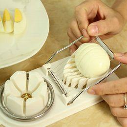 $enCountryForm.capitalKeyWord Australia - W-60 Hot Sale Cooking Tools Cut Multifunction Kitchen Egg Slicer Sectione Cutter Mold Flower Edges Gadgets Tools Ferramentas