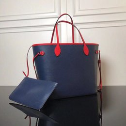 $enCountryForm.capitalKeyWord Australia - Top Custom Brand-name Luxury Fashion Wave Shopping Bag Head Layer Cowhide Single Shoulder Hand Ladies Handbags