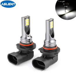 h1 yellow bulb UK - ASLENT 2Pcs H8 H11 LED Bulbs H1 H3 H7 H4 HB3 9005 HB4 9006 H7 LED Fog Light Bulb 6000k White 3000k Golden Yellow 8000K Ice bule