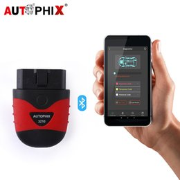 $enCountryForm.capitalKeyWord Australia - Autophix 3210 OBD2 Diagnostic Scanner and HUD On Board Computer 2 in 1 via Bluetooth Use Android IOS APP Newest OBD Scan Tool