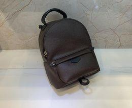Wholesale Hot Sale Fashion Leather Backpack Bag Women Mini Backpacks Fashion Casual Women Back pack Schoolbag Bags 3 sizes:20CM, 25CM, 36CM