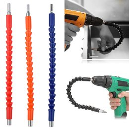 $enCountryForm.capitalKeyWord Australia - Electronics Drill Flexible Shaft Bits Extention Screwdriver Drill Bit Holder Connecting Link Screwdriver Power Tool