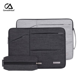 pc 13 Australia - Men Laptop Bag For Macbook Air Pro Retina 13 14 15 Inch Laptop Sleeve Case PC Tablet Case Notebook Handbag