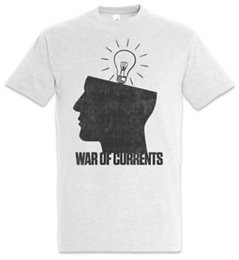 $enCountryForm.capitalKeyWord Australia - War of Currents T-SHIRT THOMAS ALVA George Westinghouse EDIO-NeCustomN AC O-NeCustom Science