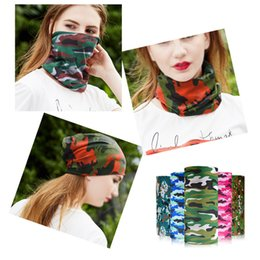 Head Face Mask Australia - Outdoor&Sport Face mask Unisex Cycling Bicycle Outdoor Sport Head Shawl Scarf Magic Headband Face Mask Headband Headwrap