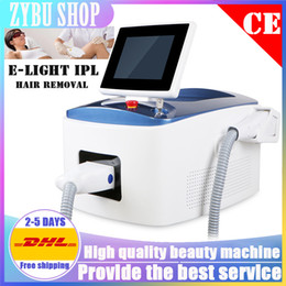 lasers for acne treatment 2020 - ProfessionalProfessional E-light ipl nd yag Diode Laser beauty machine for hair removal Pigment Freckles Acne Removal sk