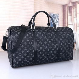 Free purse patterns zippers online shopping - 2019 New designers luxurys handbag purse genuine leather high quality flower pattern travel luggage duffel bags