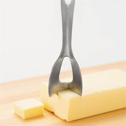Household Cheese Slicers 304 Stainless Steel Butter Cutters Home Panter Tools Fit Kitchen Accessories Factory Direct 2 5cx E1 on Sale
